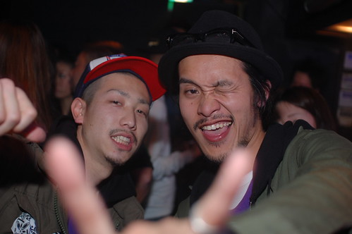 Black Chocolate feat.DJ KANGO 2010/03/27