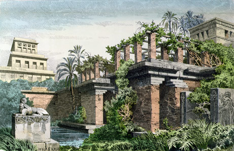 hanging-gardens-of-babylon
