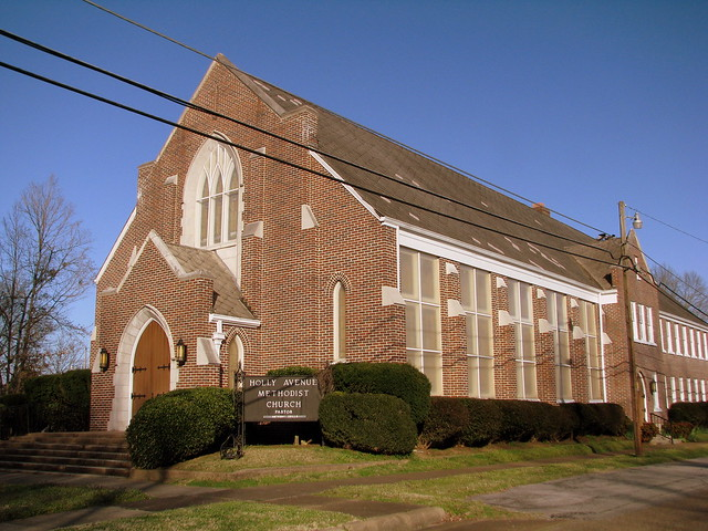 Holly Ave. Methodist Church