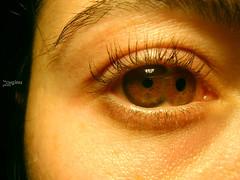 bi-eye (alessandra argenziano) Tags: eye photoshop nikon modified unreal surreale