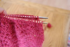 Three needle bind off8