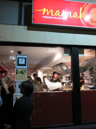 Mamak - Goulburn St, Sydney