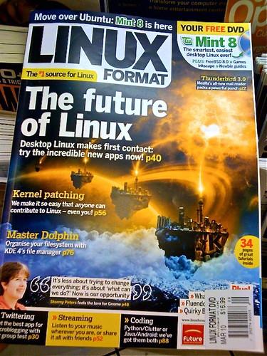 nemu*nemu in LinuxPro!