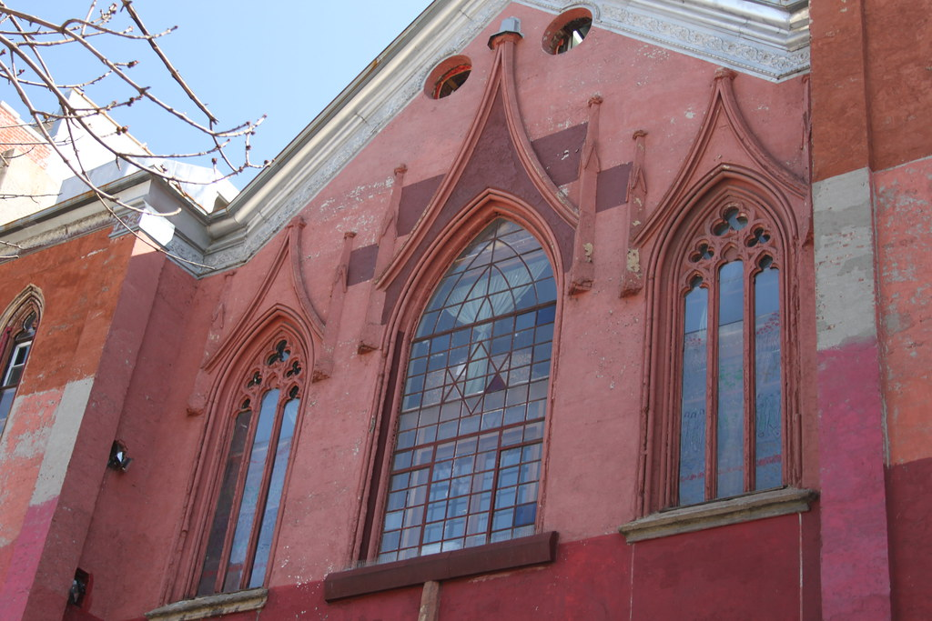 Anshe Slonim Synagogue