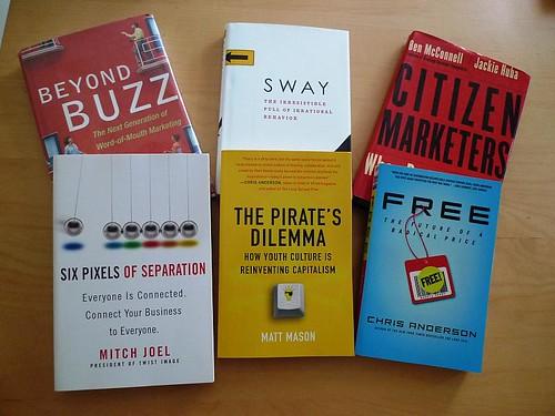 Recent Book Haul - 3 April 2010