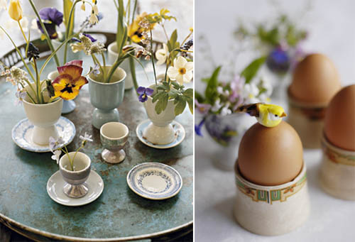 Easter egg cups 1