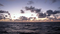 Sunrise Over the Coral Sea