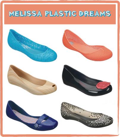 Melissa Plastic Dreams