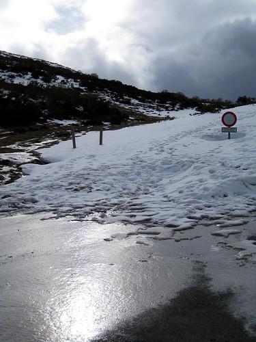 Pass at Puerto de Pandetrave
