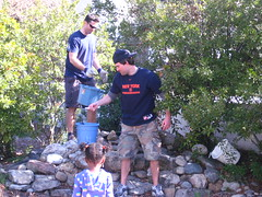 """Pond Cleanup • <a style=""""font-size:0.8em;"""" href=""""http://www.flickr.com/photos/36726244@N08/4500453238/"""" target=""""_blank"""">View on Flickr</a>"""
