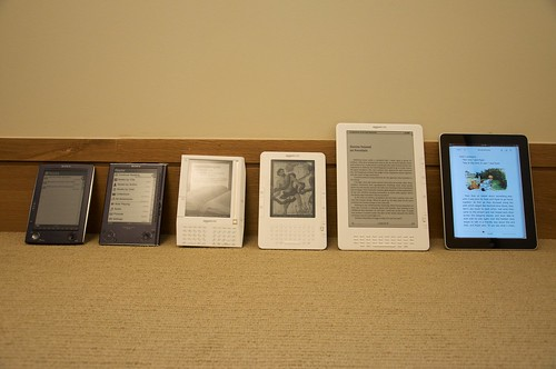 Evolution of Readers