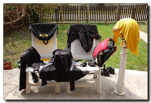 Száradó ruhák