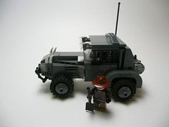Cyber Apoc Tractor.