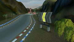 ModNation Racers PSP: Final Polish and Detailing in Track Studio