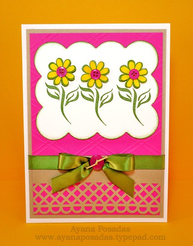 Flower Button Card (1)