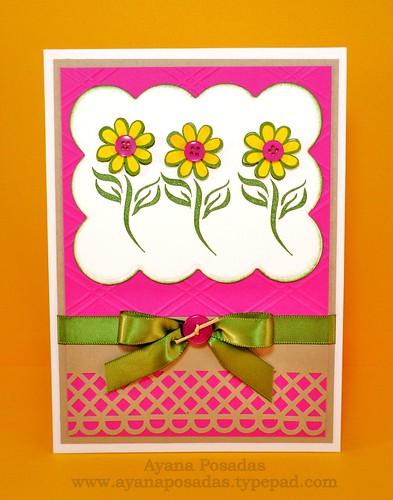 Flower Button Card (1)