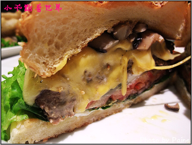 南方莊園 一起吧 總匯大漢堡