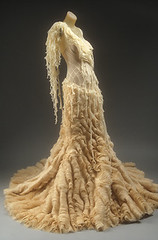 McQueen 2003 Met Dress