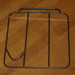 Porteur rack platform