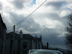 Nice clouds..