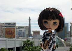 Perrin visits Las Vegas