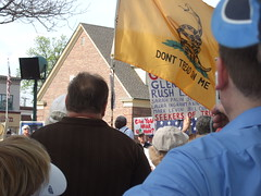 Plymouth Tea Party  02 4/15/10