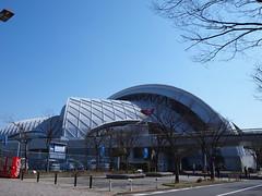 4/18 東京辰巳水泳場は晴天なり!