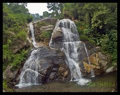 Cascada La Sirena (Diseño libre) Tags: naturaleza verde mexico agua chiapas lasirena aventura cascada tapachula elaguila soconusco cacahoatan elmeraquiahuatl cascadalasirena ejidoelaguila