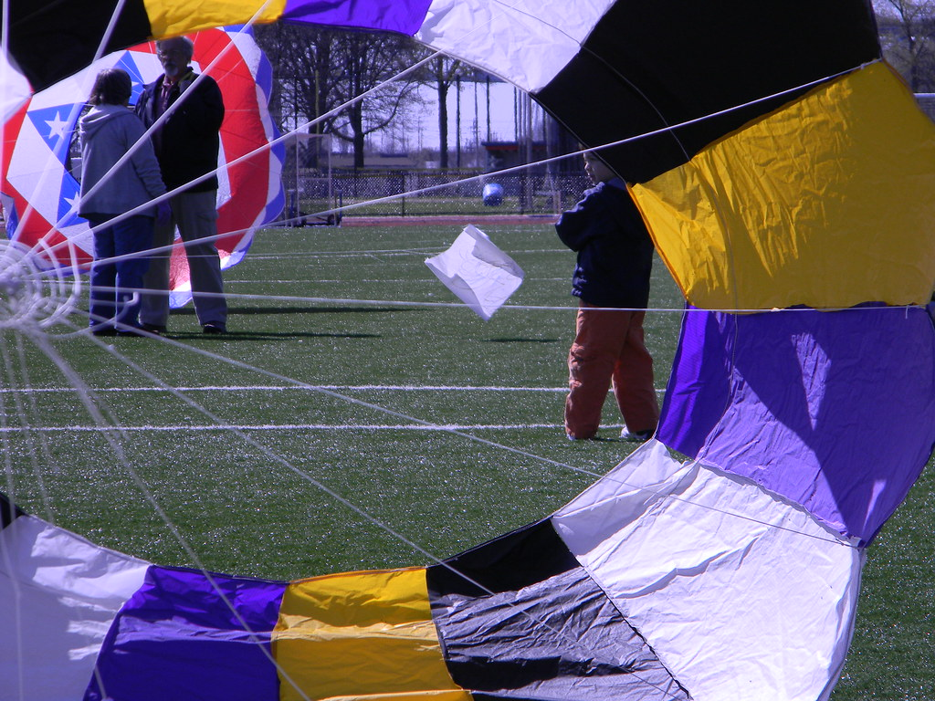 CGA CDC's 'Week of the Child' Kite Flying