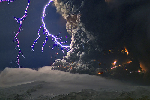 iceland volcano lightning. Toilet paper art middot; Iceland volcano lightning picsthe awesomeness of chaos! ← Oldest photo