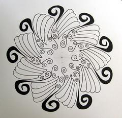 2-zendala steps (Jo in NZ) Tags: drawing mandala doodle nzjo zendala