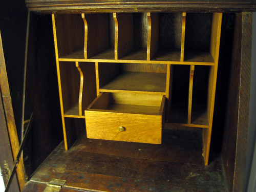 Side-by-Side cubbyholes