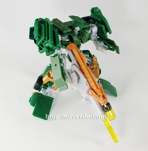 Transformers Hoist RotF Deluxe - modo robot