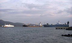 Panguil bay traffic 3... (seas2fly) Tags: roro philippineships philippineshipspotterssociety ozamizcityport shpsferries