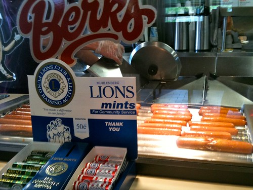 Lions Mints or Hot Dogs