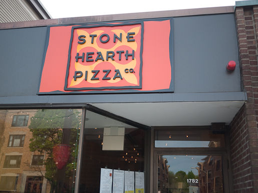 Stone Hearth Pizza