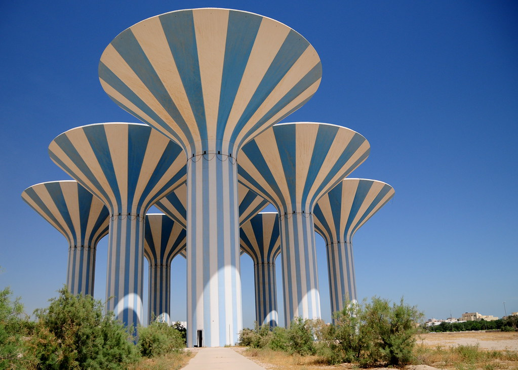 The World's Best Photos of abraj and kuwait - Flickr Hive Mind All Sizes Water Towers Kuwait Photos
