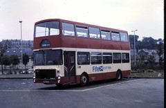 T break in Dunfermline (no low floors..if only !) Tags: fife citybus