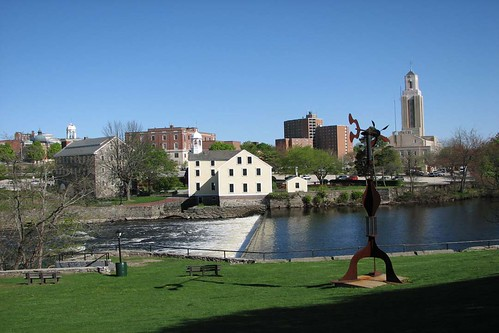 Slater Mill, Pawtucket RI
