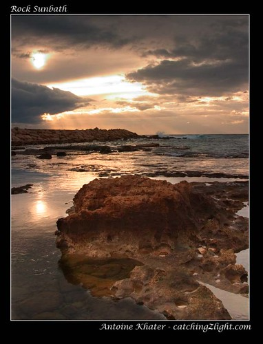 sunbath rock