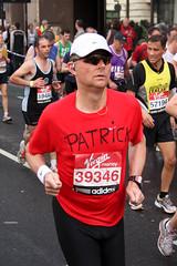 Virgin London Marathon 2010 (42run) Tags: 39346 lm10 42run
