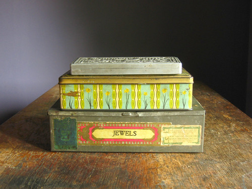 Vintage Tins by TheFancyLamb