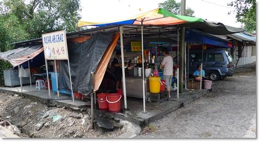 Ah Chai Rojak, Teluk Intan