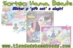 4º sorteo Hama Beads: Blister o 'gift set' a elegir