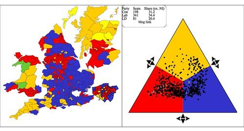 UK General Election 2010 – Interactive Maps and Swingometers