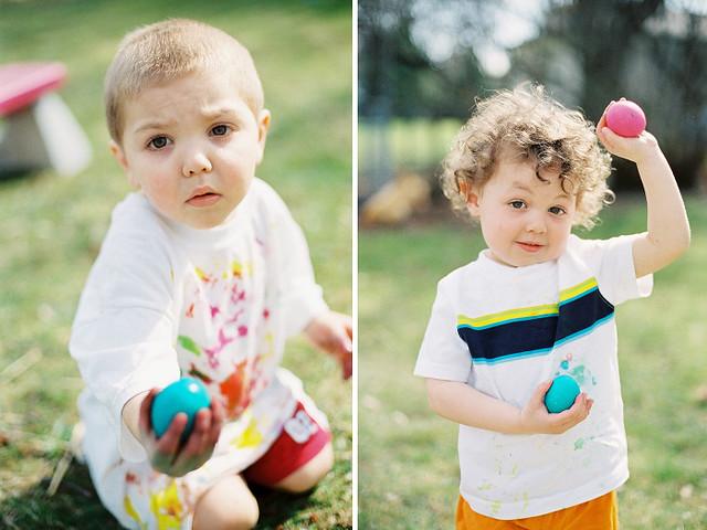 {Easter Eggs}