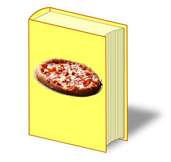 Hidden Pizza - Yellow Pages Marketing Campaign