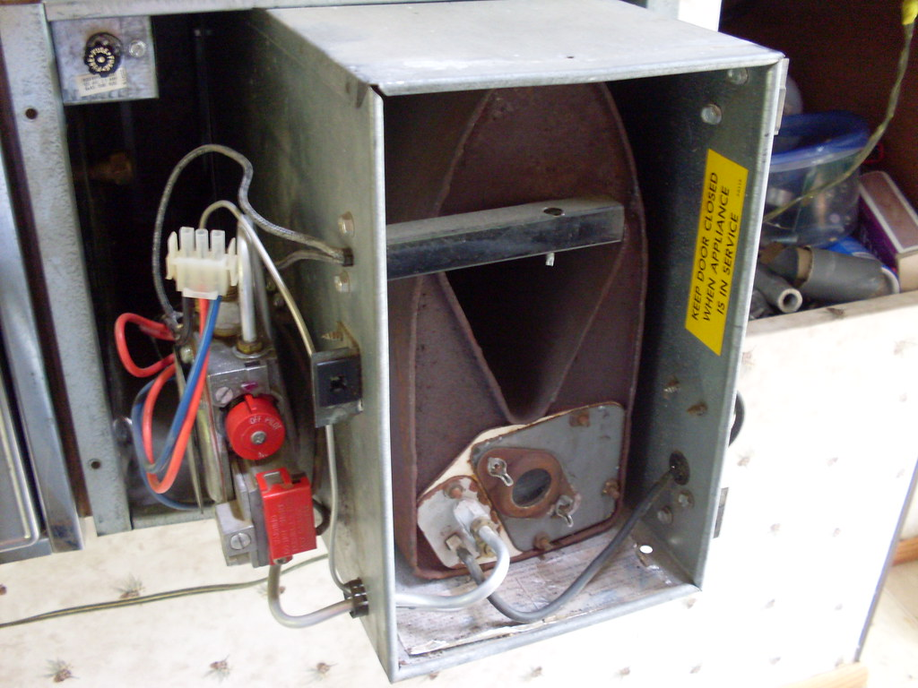 my Duo Therm furnace for my camper