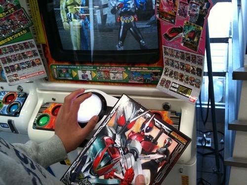 仮面ライダーバトル ガンバライド