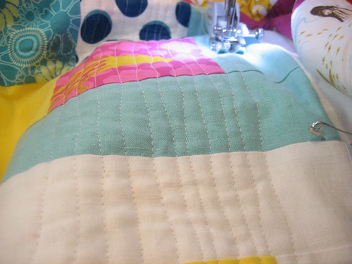 quilting waves